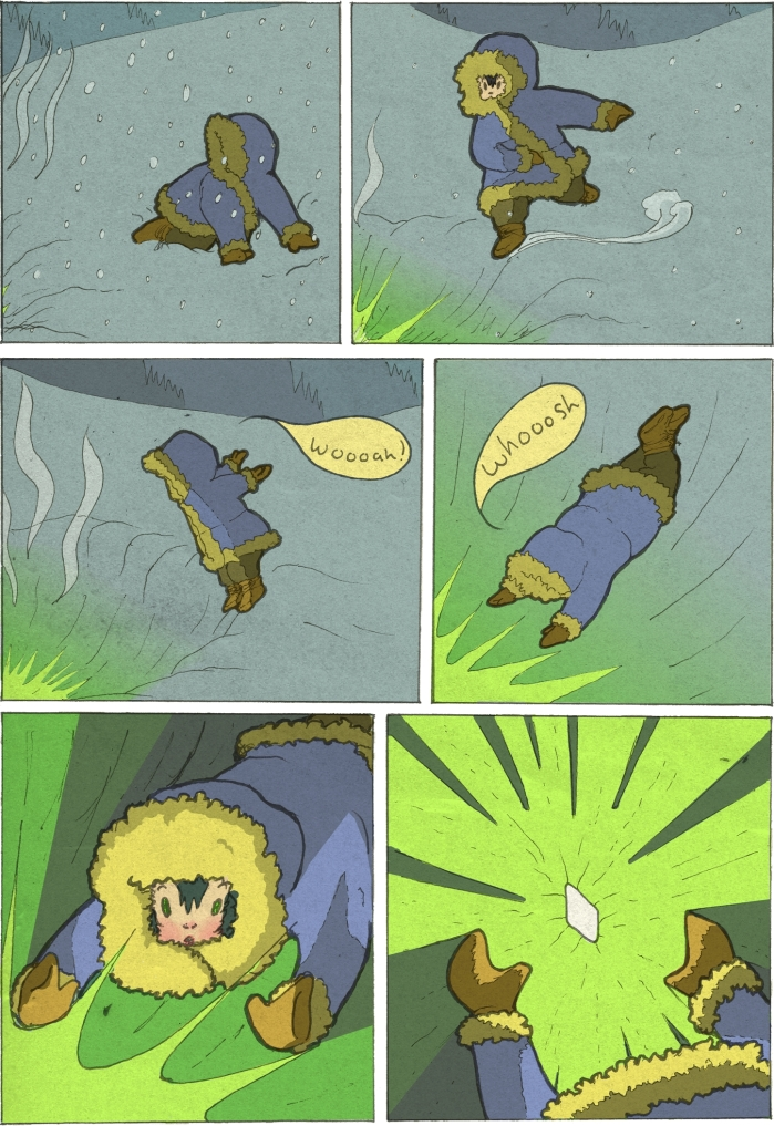 Liar Page 3
