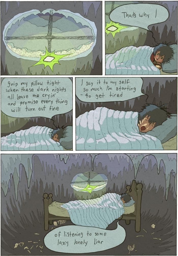 Liar Page 8